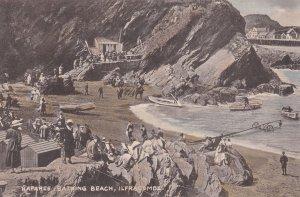 Raparee Leaving Beach Ilfracombe Devon Antique Postcard