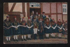 056286 GERMANY types Giessen aspirations dancers Vintage PC