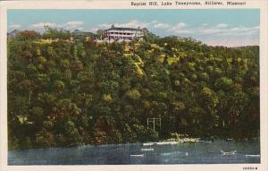 Baptist Hill Lake Taneycomo Hillister Missour
