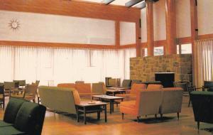 ORILLIA , Ontario , Canada, 1971 ; Geneva Park YMCA , Interior