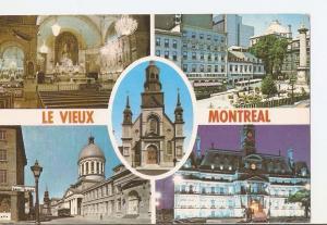 Postal 028571 : Le Vieux, Montreal