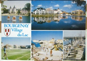 France Bourgernay Village du Lac Multi-view - posted 1989