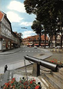 GG11683 Kurort Bevensen Medingen Lueneburger Strasse Auto Cars