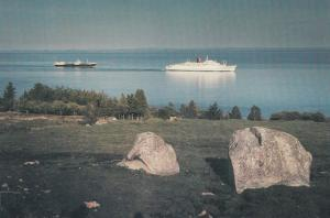 SAGUENAY, Quebec, PU-1986; Cruise on the Saguenay River