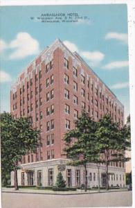 Wisconsin Milwaukee The Amabssador Hotel