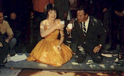 Jack Lemmon and Shirley MacLaine Misc CA Unused