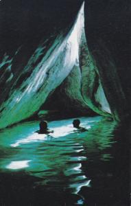 Little Dix Bay , Virgin Gorda , B.V.I. , 50-60s : The Baths