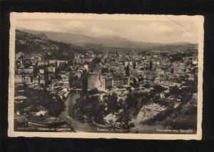 061219 BOSNIA Sarajevo view Vintage PC