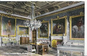 Berkshire Postcard - The Rubens Room - Windsor Castle    MB1218