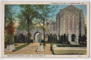Washiington Memorial Chapel, Valley Forge PA