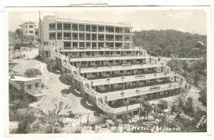 RP, Hotel Majestic, Acapulco Gro., Mexico, 1930-1950s
