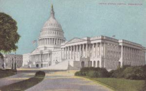 Washington DC, United States Capitol, early 1900s unused Postcard