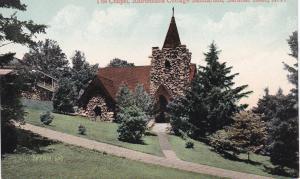 SARANAC LAKE., New York, 1900-1910s; Chapel, Cottage Sanitarium