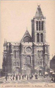 France Paris Saint Denis La Basilique