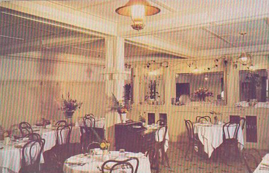 California White Sulphur Springs Dining Room At Bobs