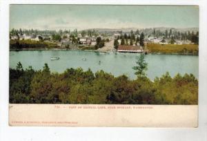 247 Aerial View of MEDICAL LAKE Spokane WA