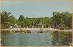 Poland, Maine - Cabana Beach Club