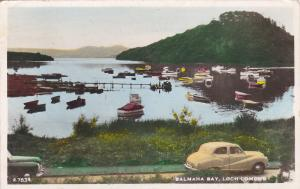 RP: Balmaha Bay , Loch Lomons , Scotland , PU-1961