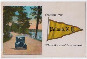 Banner - Poland NY