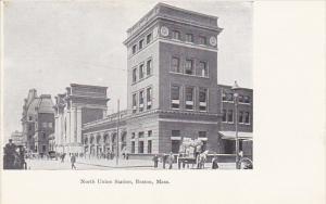 North Union Station Boston Massachusetts