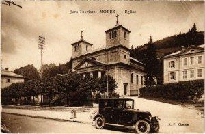 CPA Morez- Eglise FRANCE (1043610)