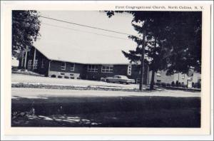 First Congregational Church, North Collins NY