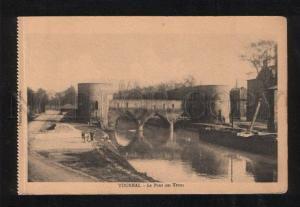 060220 BELGIUM Tournai Le Pont des Trous Vintage PC