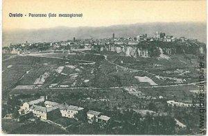05477 - CARTOLINA d'Epoca - TERNI: ORVIETO  - PANORAMA
