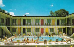 Florida St Petersburg Empress Motel Swimming Pool
