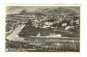 Vue De La Hauteur d'Ernzen, Echternach, Luxembourg, 1910-1920s
