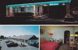 Davis Motel , BROCKVILLE , Ontario , Canada , 40-60s