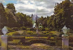 Spain La Granja De San Ildefonso Fame Flower Garden