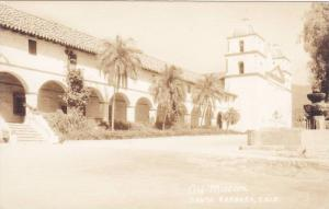 RP, Old Mission, Santa Barbara, California, 1920-1940s