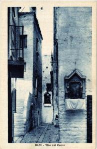 CPA AK BARI Vico del Cuoro . ITALY (531558)