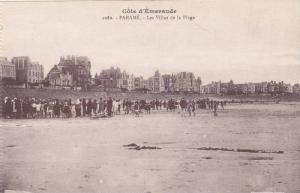 Les Villas De La Plage, Parame (Ile et Vilaine), France, 1900-1910s