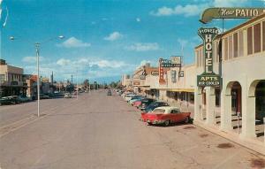 AZ, Mesa, Arizona, South McDonald Street