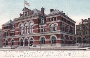 Post Office Utica New York 1907