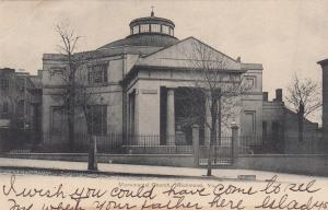 RICHMOND , Virginia , PU-1907 ; Monumental Church