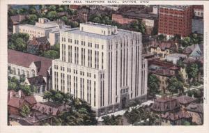 Bell Telephone Bldg , DAYTON , Ohio , 30-40s