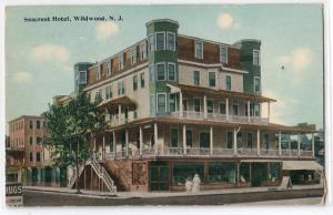 Seacrest Hotel, Wildwood NJ