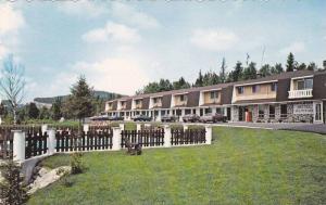 Exterior,  Motel Altitude Inc.,  Ste. Adele Nord,   Quebec,  Canada,  40-60s