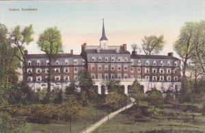 North Carolina Winston Salem Salem Academy Albertype