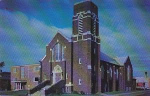 Minnesota Thief River Falls Trinity Lutheran Church