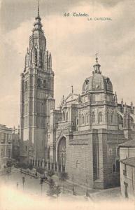 Spain Toledo La Catedral 02.13