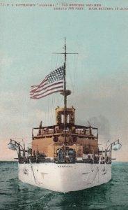 U.S. Battleship ALABAMA , 00-10s