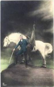 RP: Soldier & Horse, 1910s