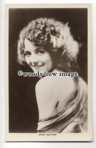 b2751 - Film Actress - Janet Gaynor - Picturegoer postcard 310a