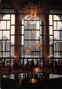 Metropolitan Opera House -