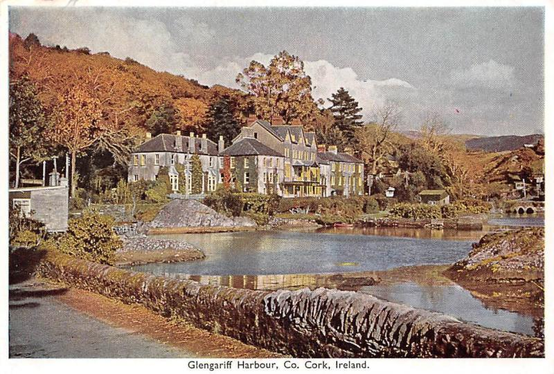 Ireland Glengariff Harbour Houses Co. Cork