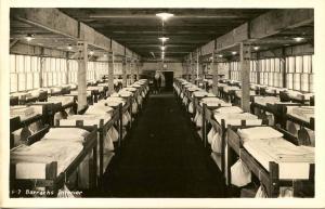 ID - Lake Pend Oreille. Faragut Naval Training Station. Barracks, Interior - ...